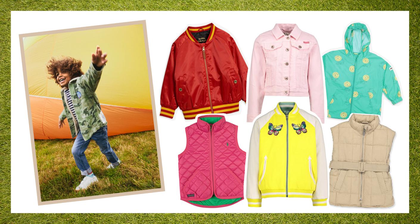 Jacken für den Frühling – 24 angesagte Modelle