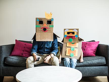 Angst und Lockdown-Stress: Tricks und Tipps, um Kindern zu helfen