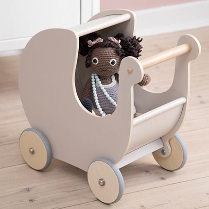 Schöne Puppenwagen, Tragen & Puppenbuggies
