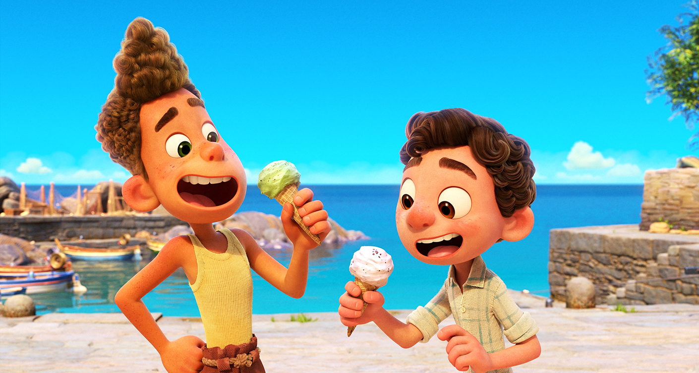 LUCA von Disney•Pixar bringt Italien zu euch nach Hause | Ab 18. Juni auf Disney+