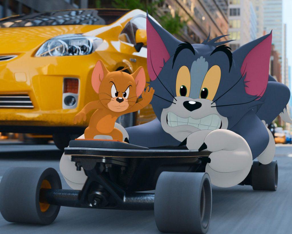 Sommerkino Tom & Jerry