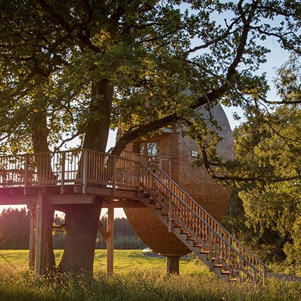 Familienurlaub in Deutschland: 5 ganz besondere Unterkünfte