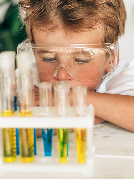 MINT-Bildung – Kinder bereits im Kindergarten fördern
