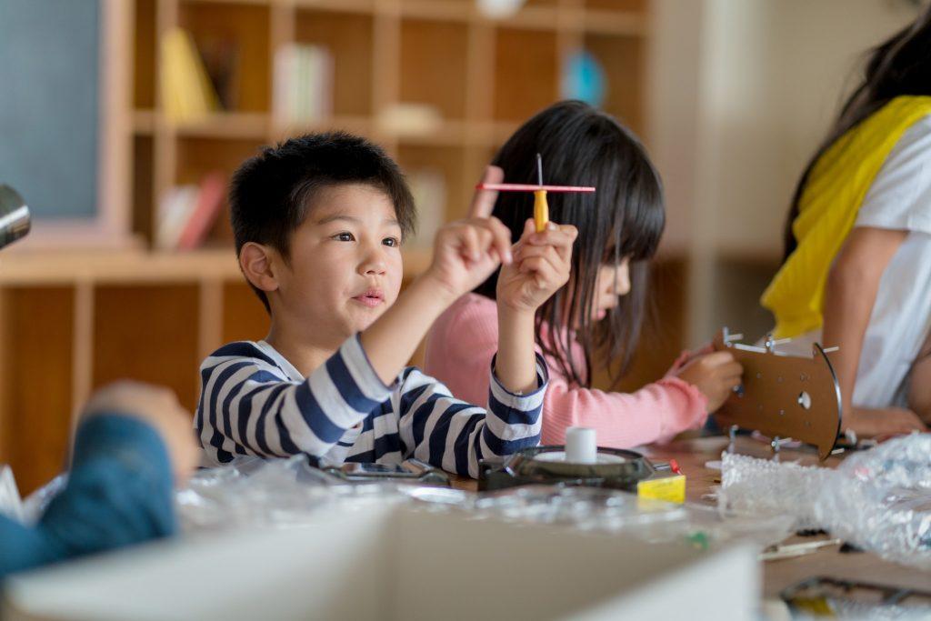 Kindergarten MINT-Bildung