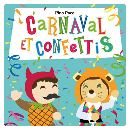 Carnaval et confettis