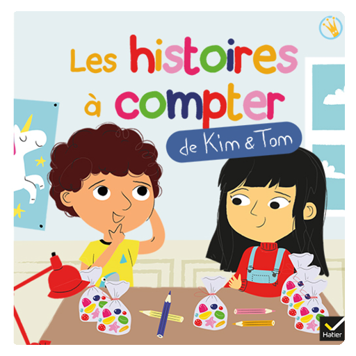 Les histoires à compterdeKim&Tom