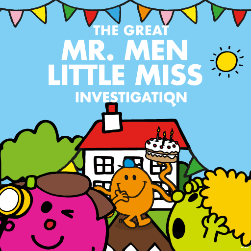 The Great Mr. Men Little Miss Investigation - Little Miss Wise and the Strange Case of the Disappearing Hat