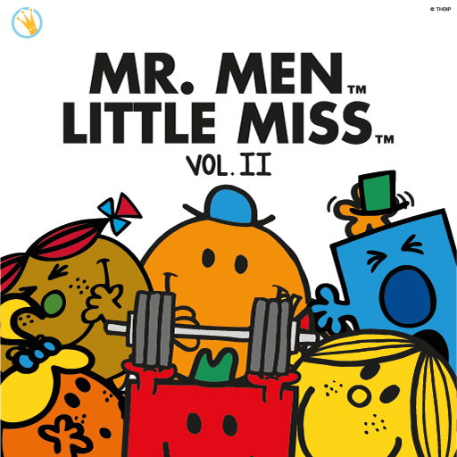 Mr. Men Little Miss Vol. 2