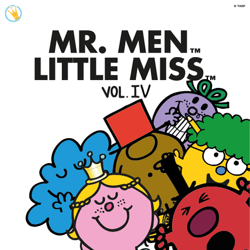 Mr. Men Little Miss Vol.4