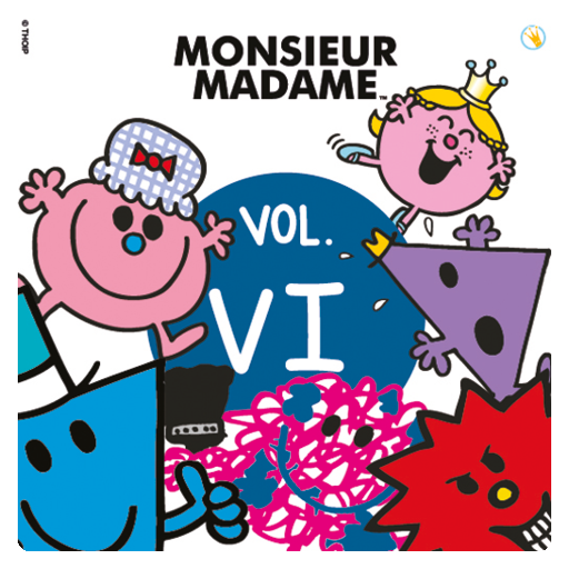 Monsieur Madame Vol. 6