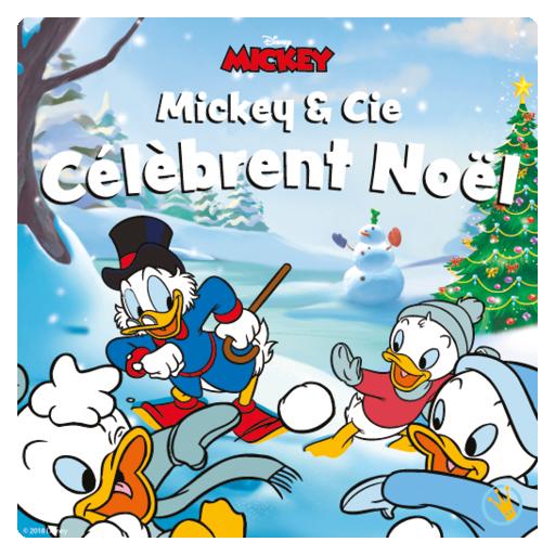 Mickey & Cie célèbrent Noël