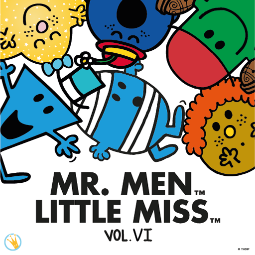 Mr. Men Little Miss Vol.6