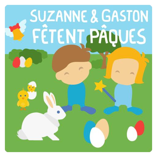 Suzanne et Gaston fêtent Pâques