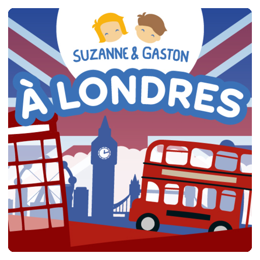 Suzanne et Gaston à Londres
