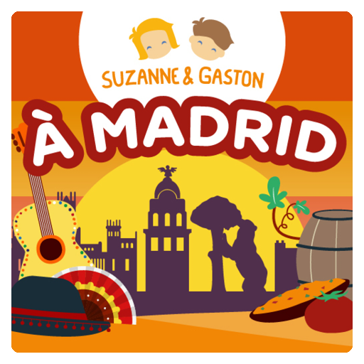 Suzanne et Gaston à Madrid
