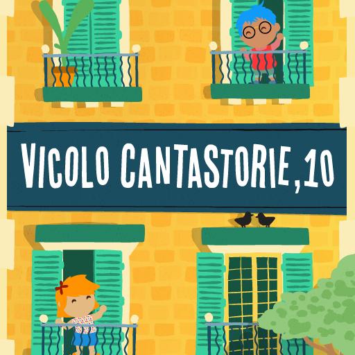 Vicolo Cantastorie, 10