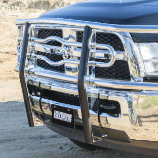 Ram 3500 truck grille guard from LUVERNE