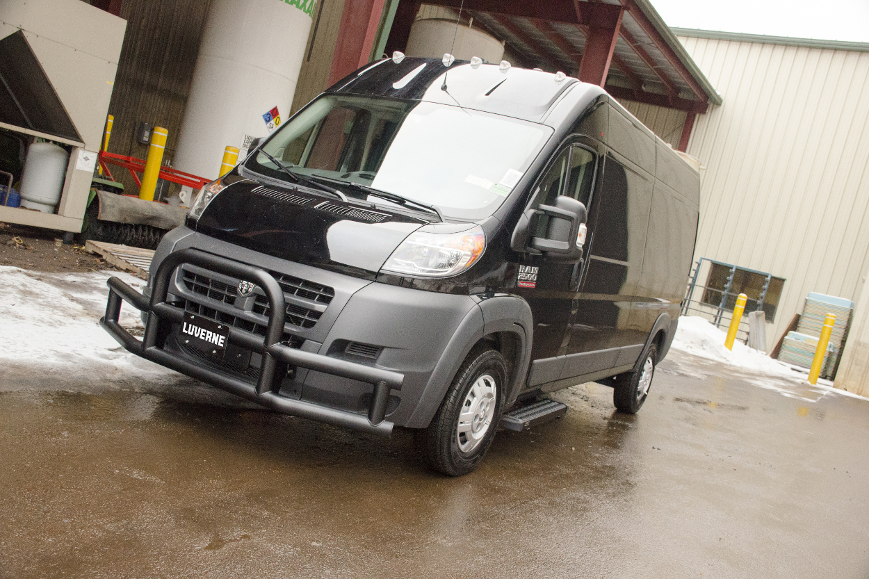Learn About Grip Step Van Running Boards From Luverne
