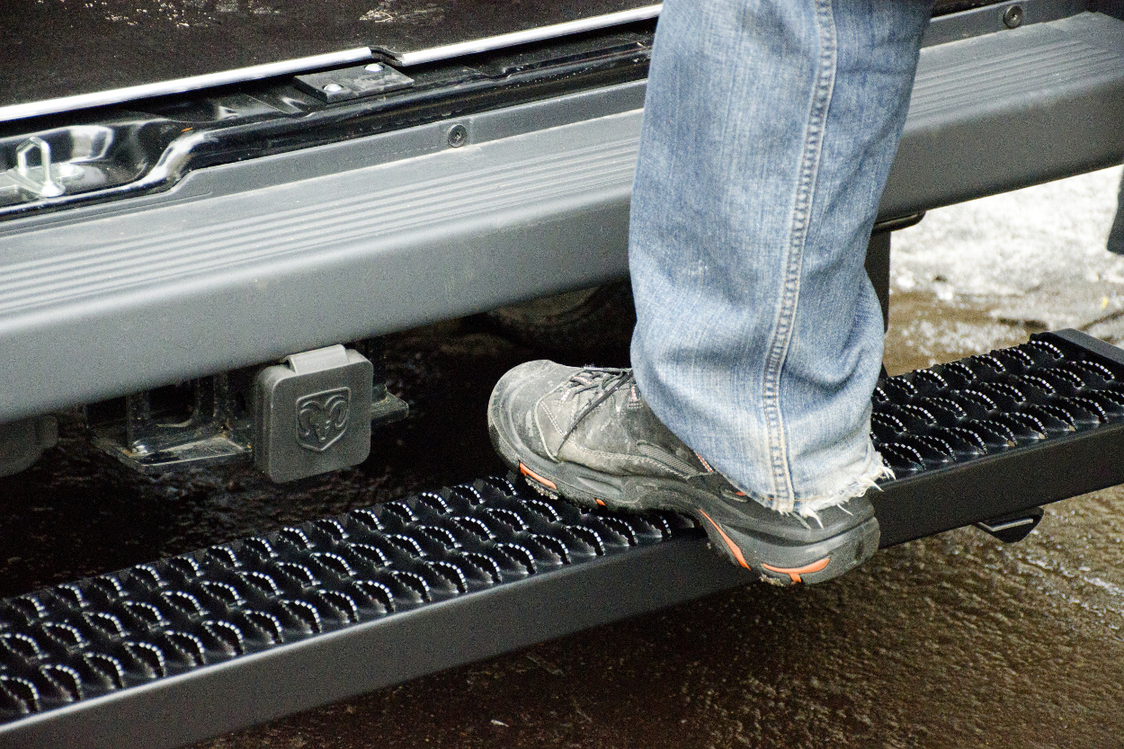 Learn About Grip Step Running Boards From Luverne