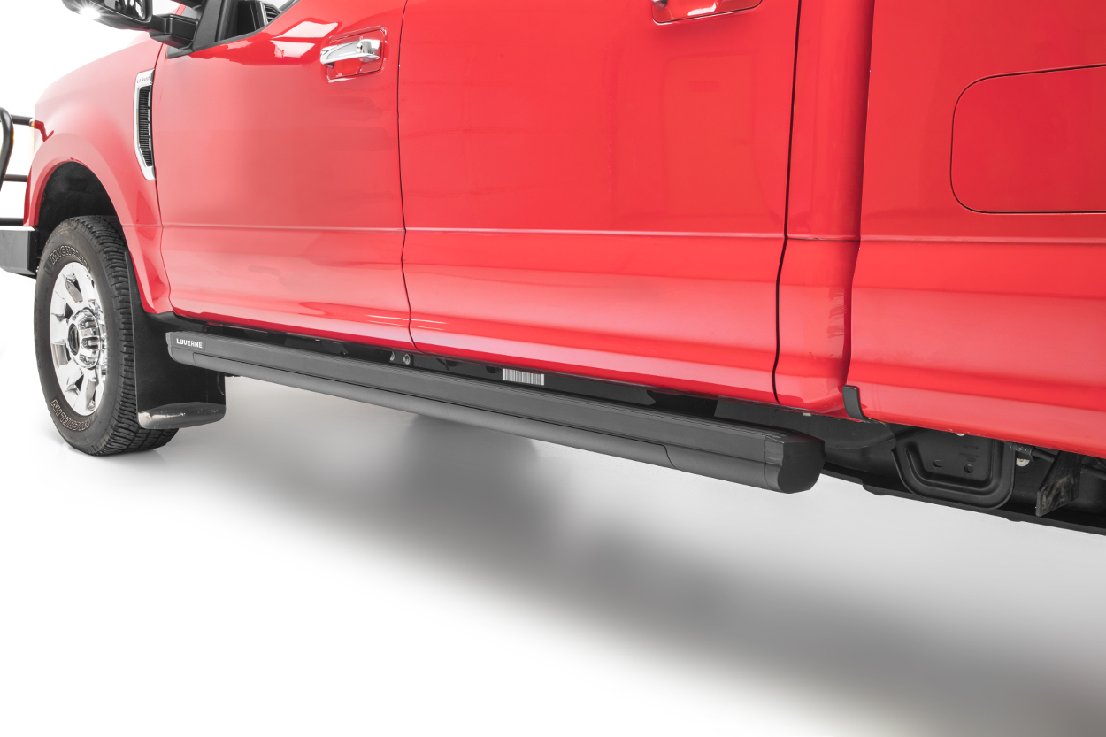 Learn About Textured Rubber Mud Guards From Luverne