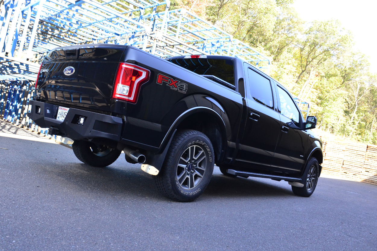 Learn About Slimgrip Running Boards From Luverne Ford 2015 F150 With At The Powergrid