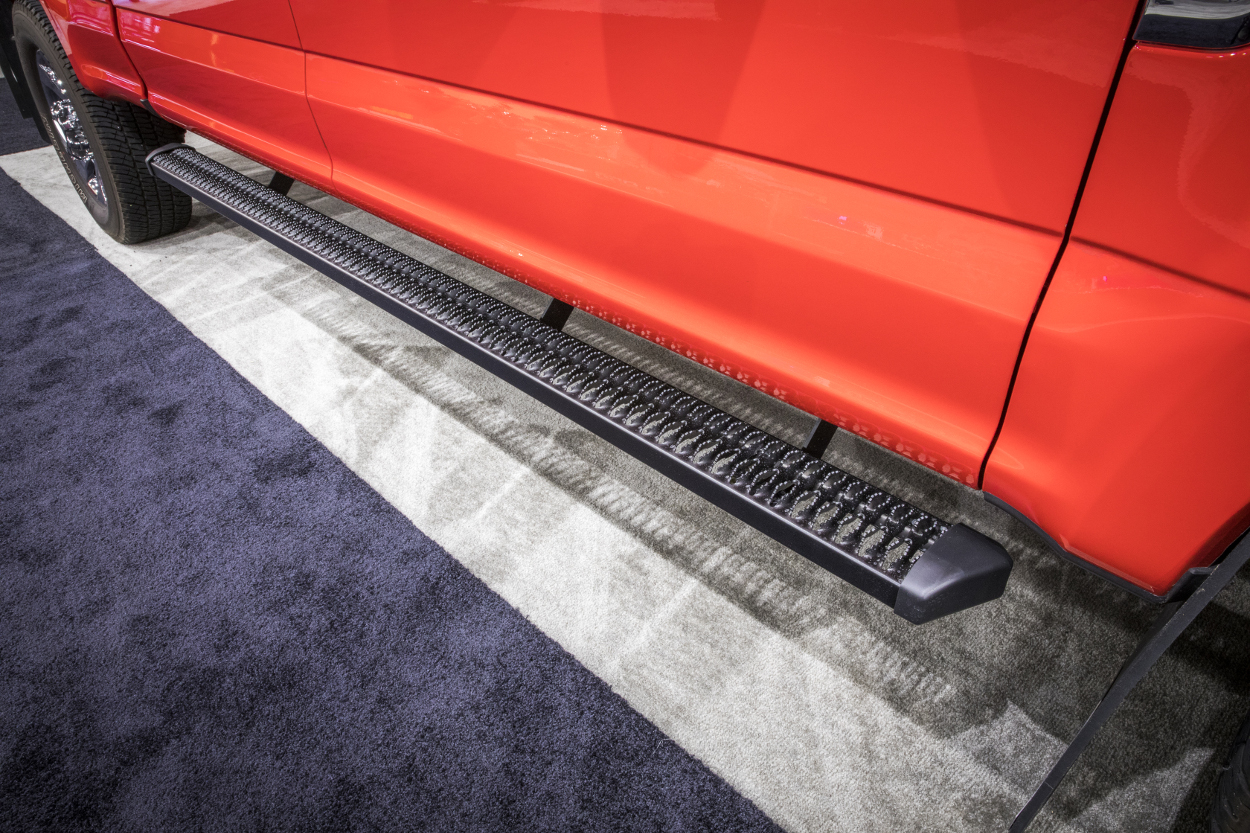 Learn About Slimgrip Running Boards From Luverne