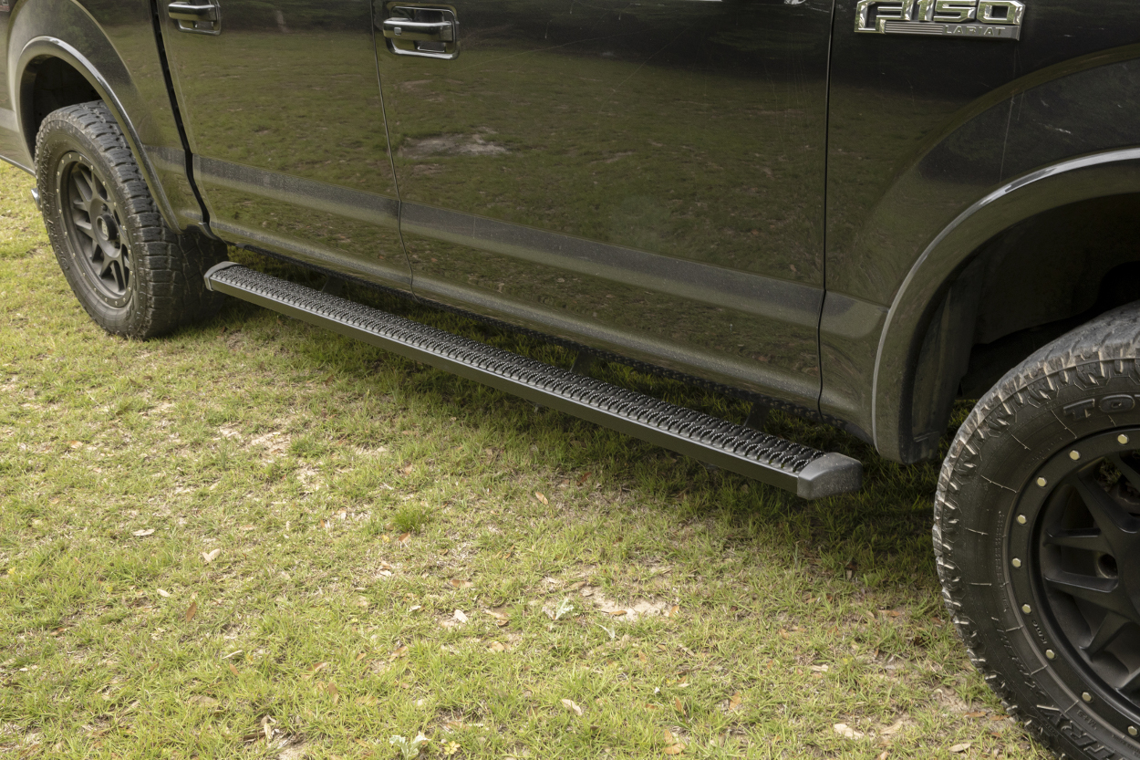 Ford Running Boards >> Learn About Slimgrip Running Boards From Luverne