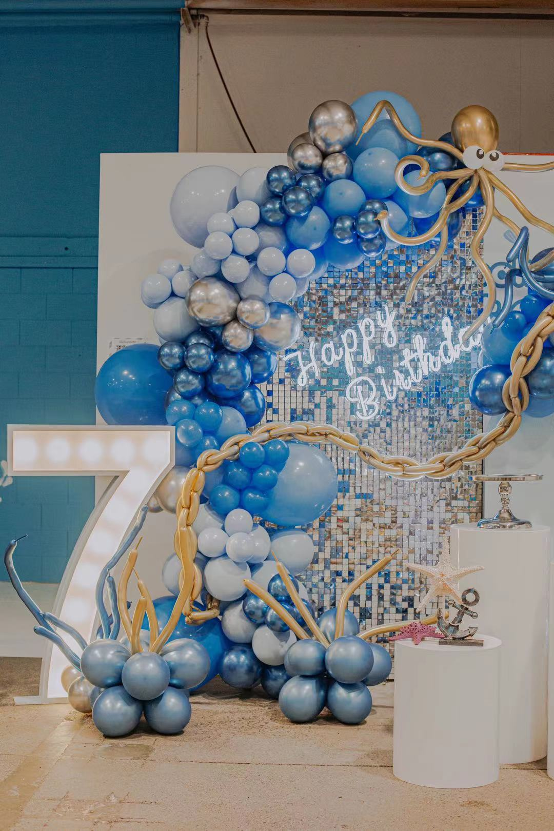 Ocean Celebration // Styling and Hire by Luxe Dream