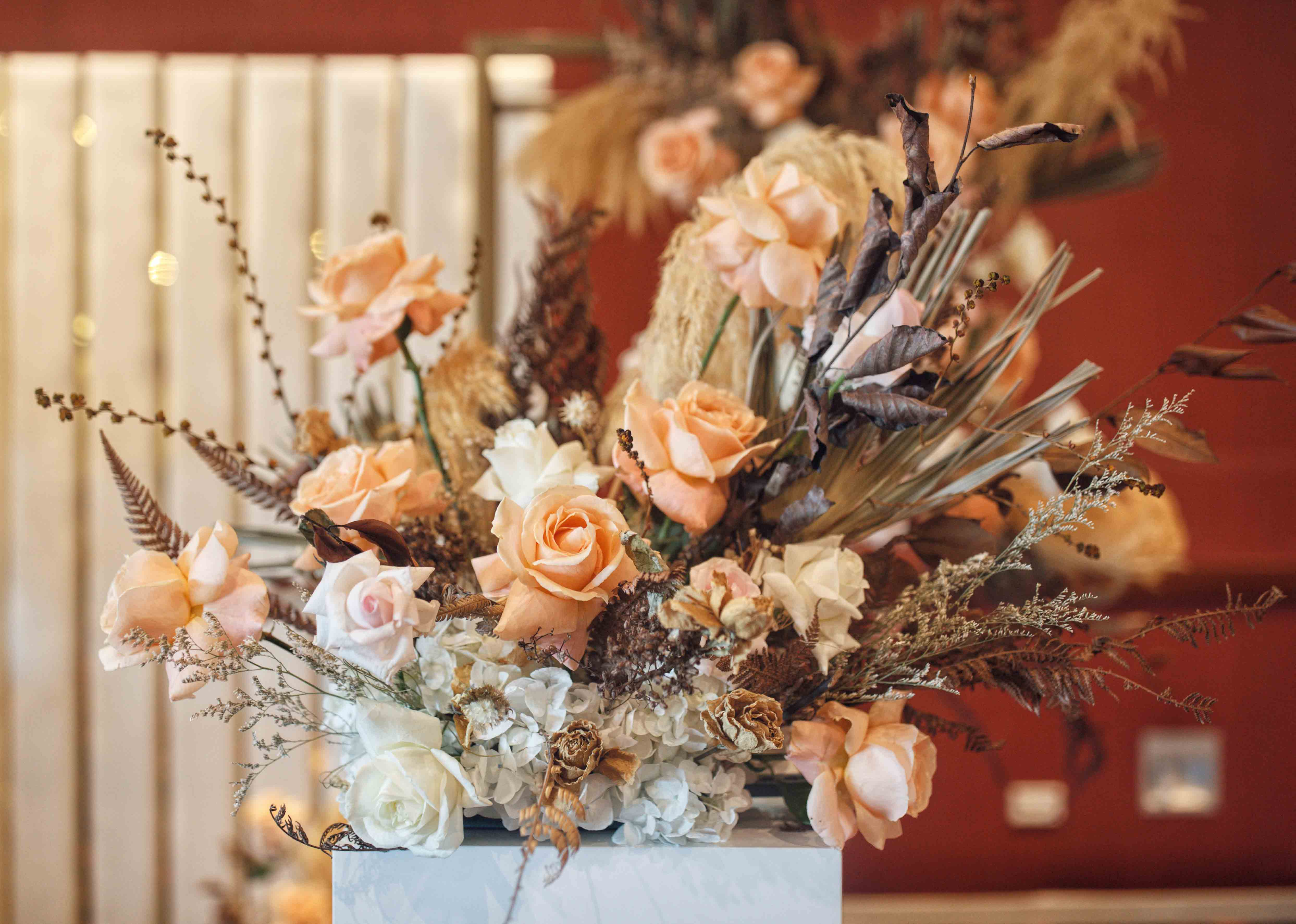 Styling and Hire by Luxe Dream / Florals by Luxe Dream Floral Studio