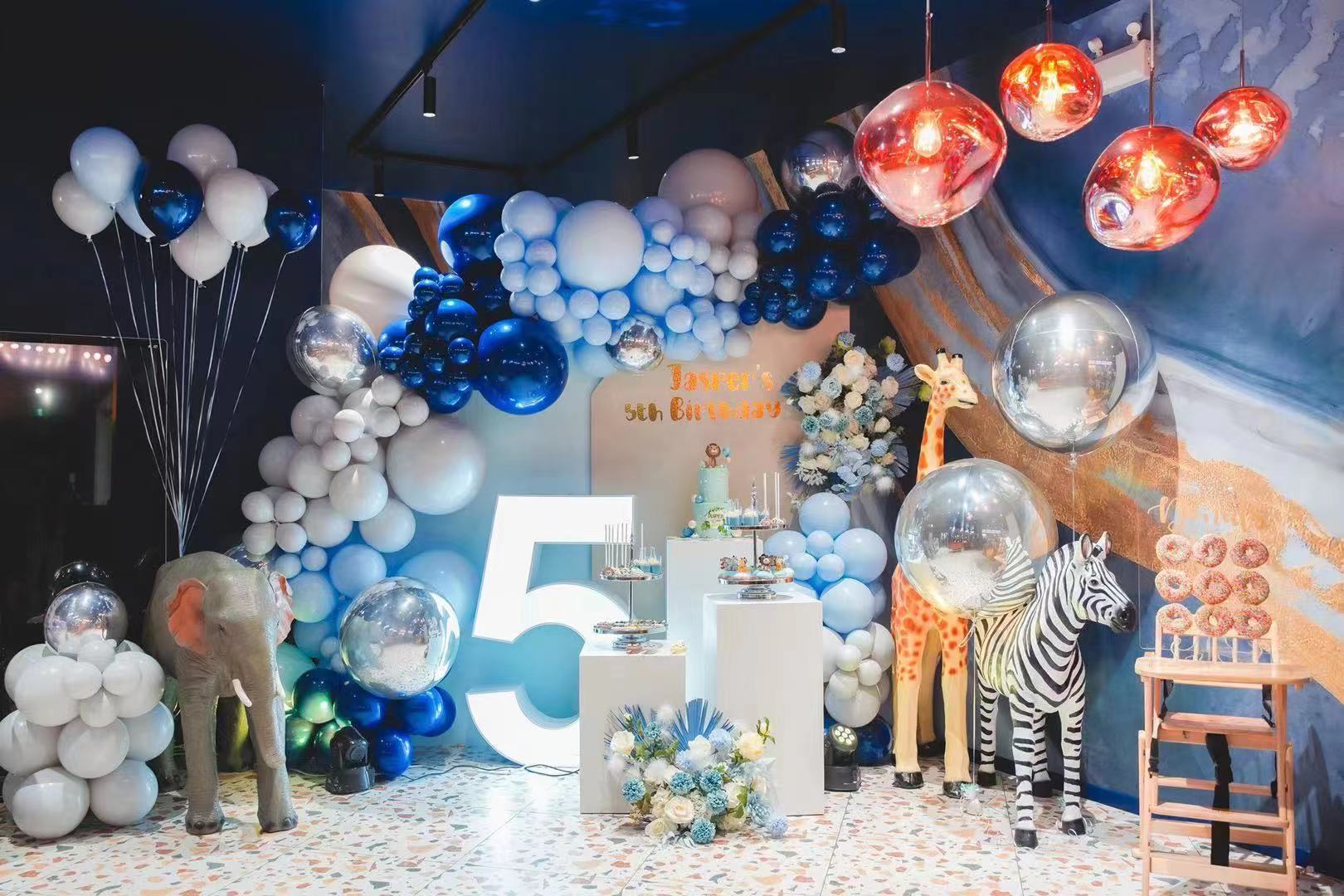 Animal Celebration // Styling and Hire by Luxe Dream