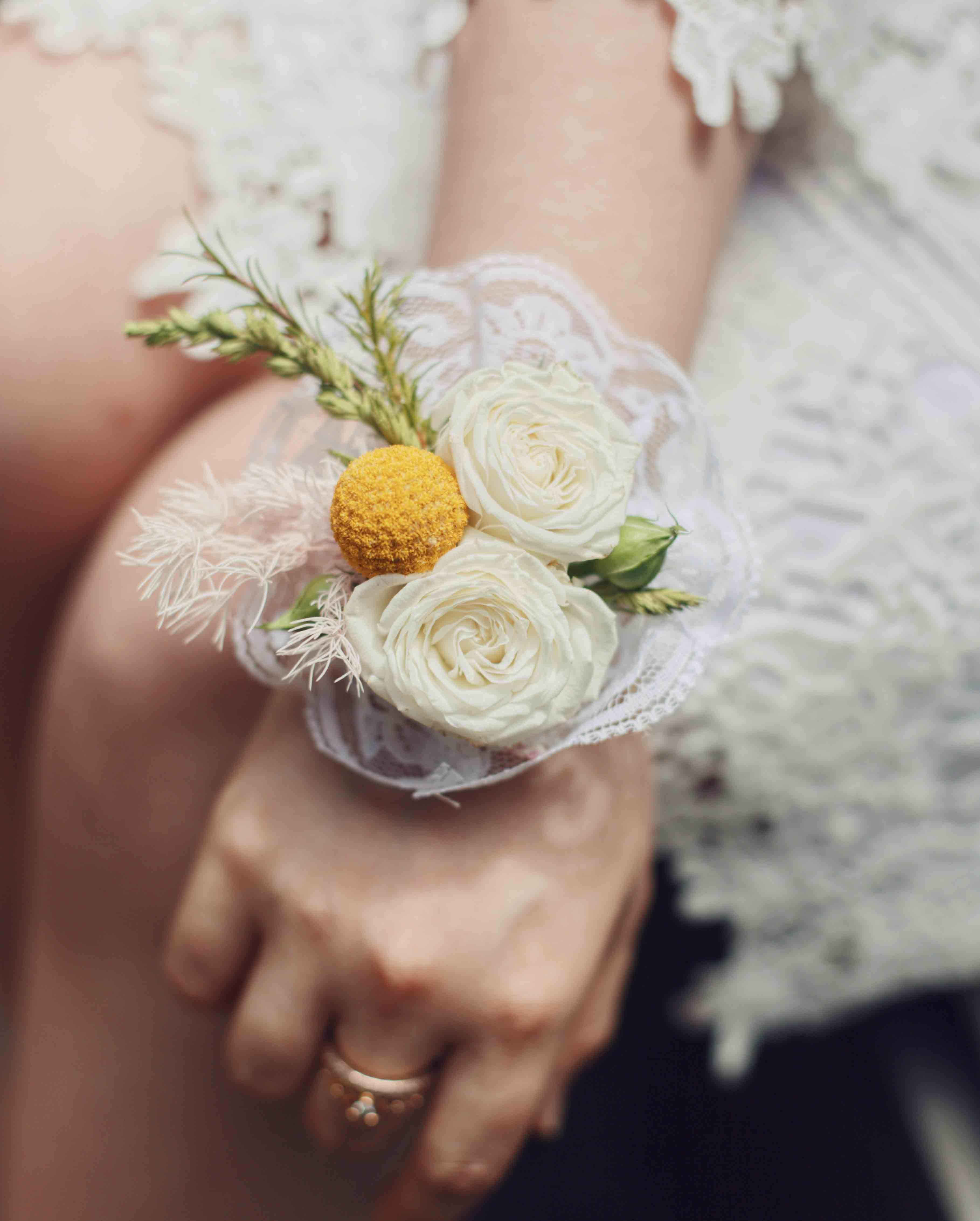 Corsage by Luxe Dream Floral Studio for iiiTech