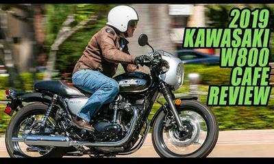 2019 Kawasaki W800 Cafe Review