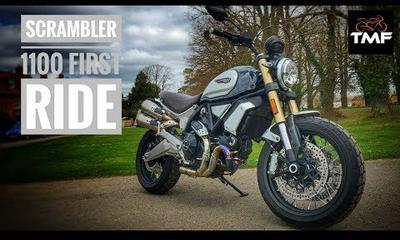2019 Ducati Scrambler 1100 Review