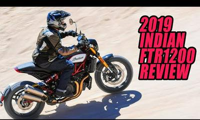 2019 Indian FTR1200 Review
