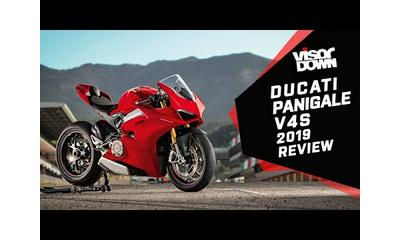 Ducati Panigale V4S - 2019 Review