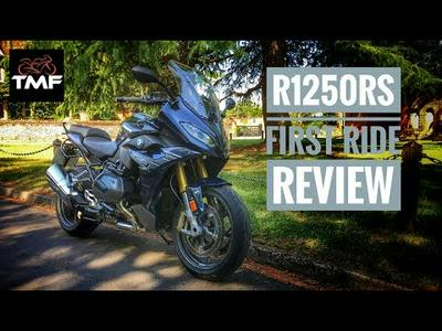 2019 BMW R1250RS Review