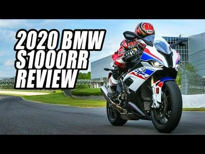2020 BMW S1000RR Video Review