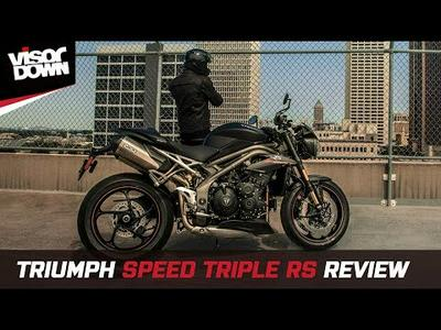 Triumph Speed triple RS 2019 Review