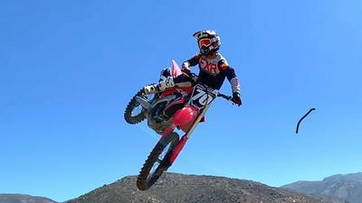 Motorcycle News: Honda CRF - MotoHunt