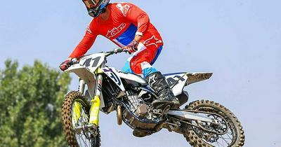 Motorcycle News: Husqvarna FC - MotoHunt