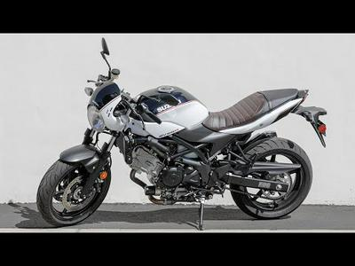 2019 Suzuki SV650X MC Commute Review