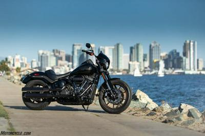 2020 Harley-Davidson Low Rider S Review First Ride