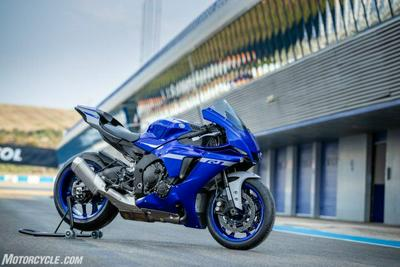 2020 Yamaha YZF-R1 Review First Ride