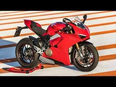 2019 Ducati Panigale V4S MC Commute Review
