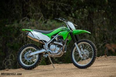 2020 Kawasaki KLX230R Review – First Braap