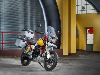 2020 Moto Guzzi V85 TT Adventure MC Commute Review