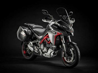 2020 Ducati Multistrada 1260 S Grand Tour Preview Photo Gallery