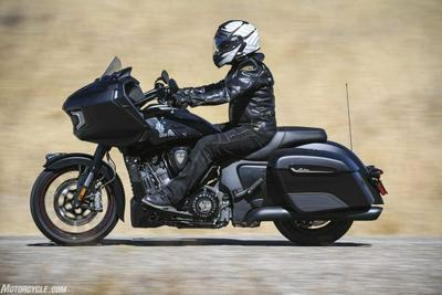 2020 Indian Challenger Review First Ride