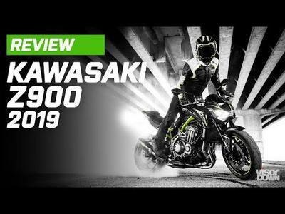 How raw is the Z900? | 2019 Kawasaki Z900 Review | Visordown