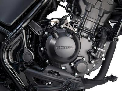 2020 Honda Rebel 300 And 500 Preview